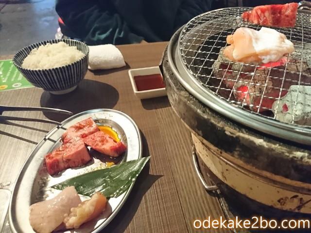 松山で焼肉なら大街道近く!やまや二番町がホルモンありで美味しい